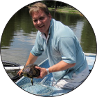 Sean is the Regional Sales Manager for the Southeast for Atlantic Water Gardens. Fish Geek and water feature enthusiast, Sean has managed one of the largest aquarium stores in the Southeast while running his own pond maintenance company.