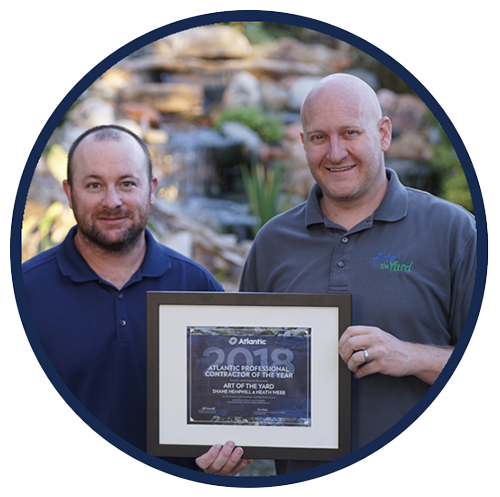 Atlantic Professional Contractor of the Year