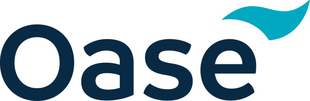 New Oase rebranch logo