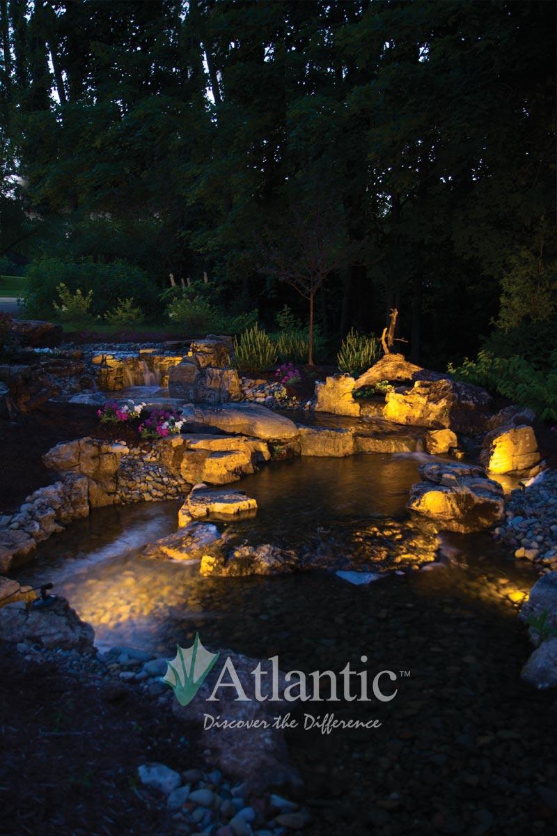 Water Gardens: Atlantic Water Gardens
