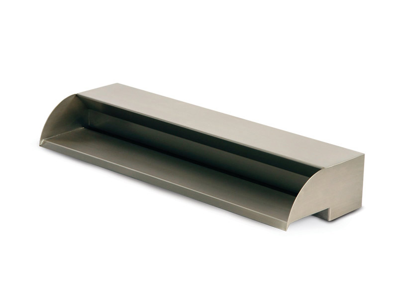 "24"" Stainless Steel Spillway"