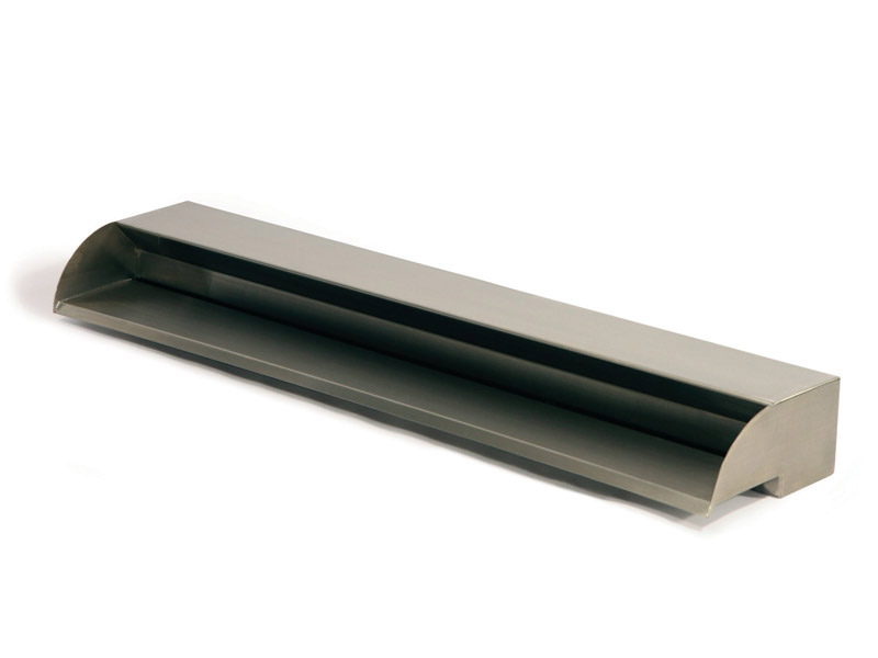 "36"" Stainless Steel Spillway"