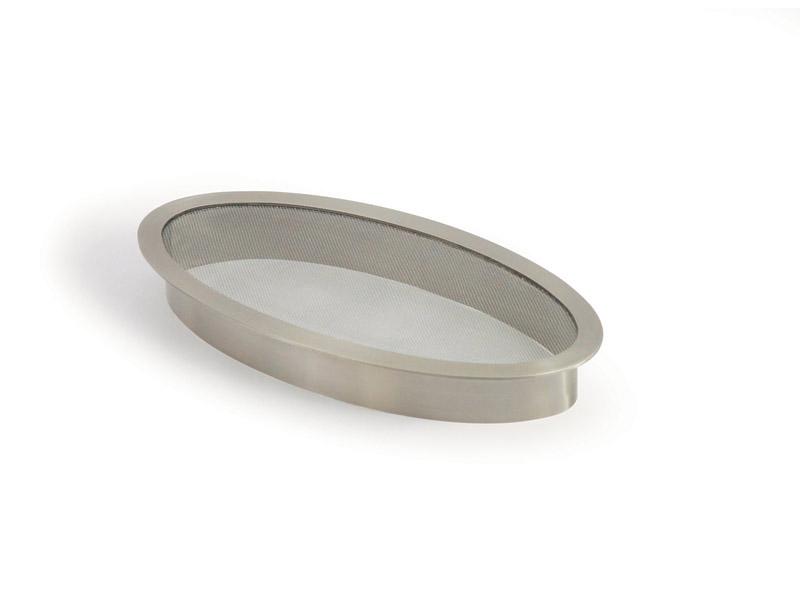 "12"" Stainless Steel Splash Ring"
