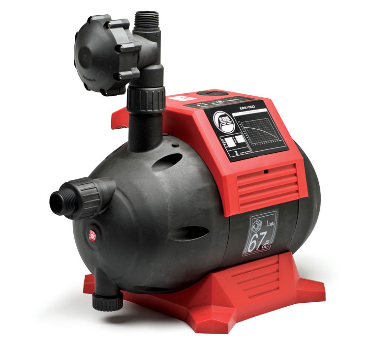 RHEBS10 - External Pump