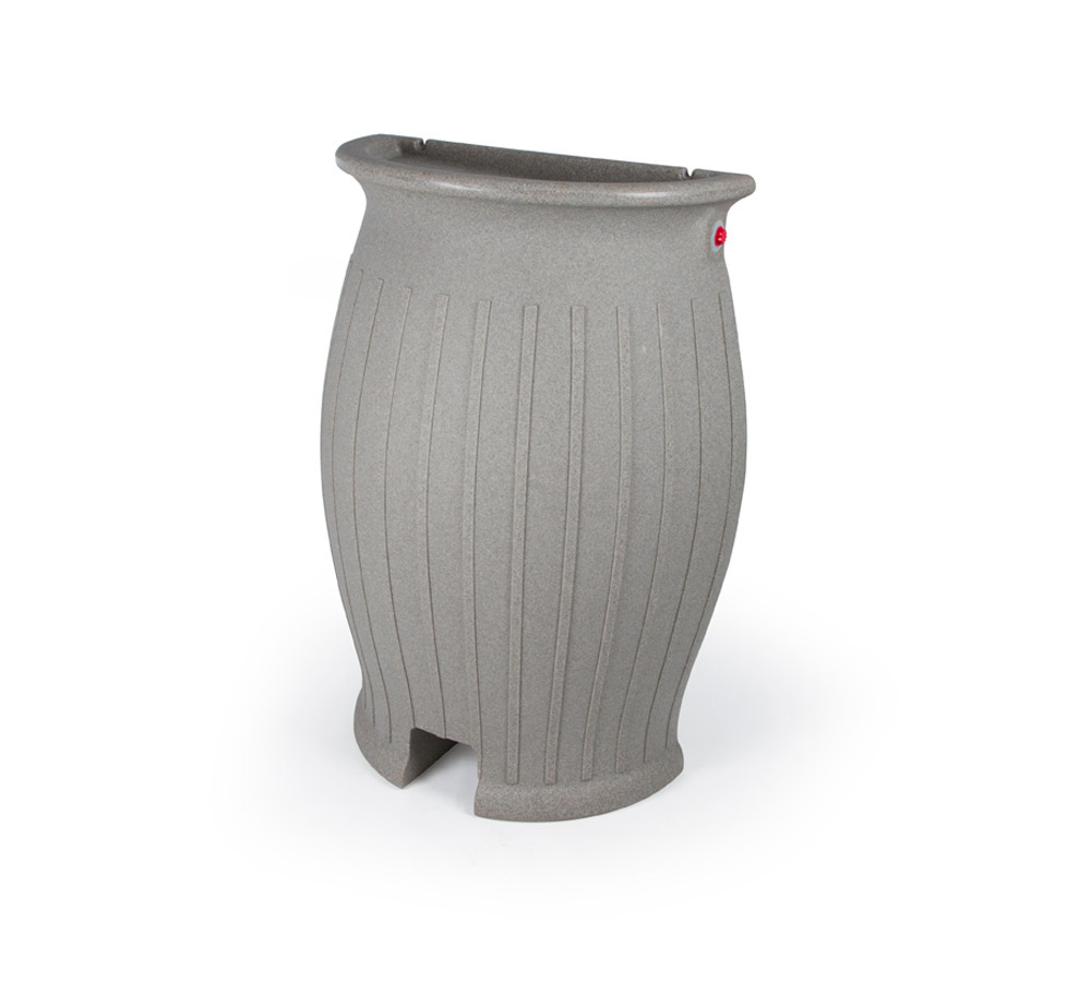 RHRB055 - Half Rain Barrel