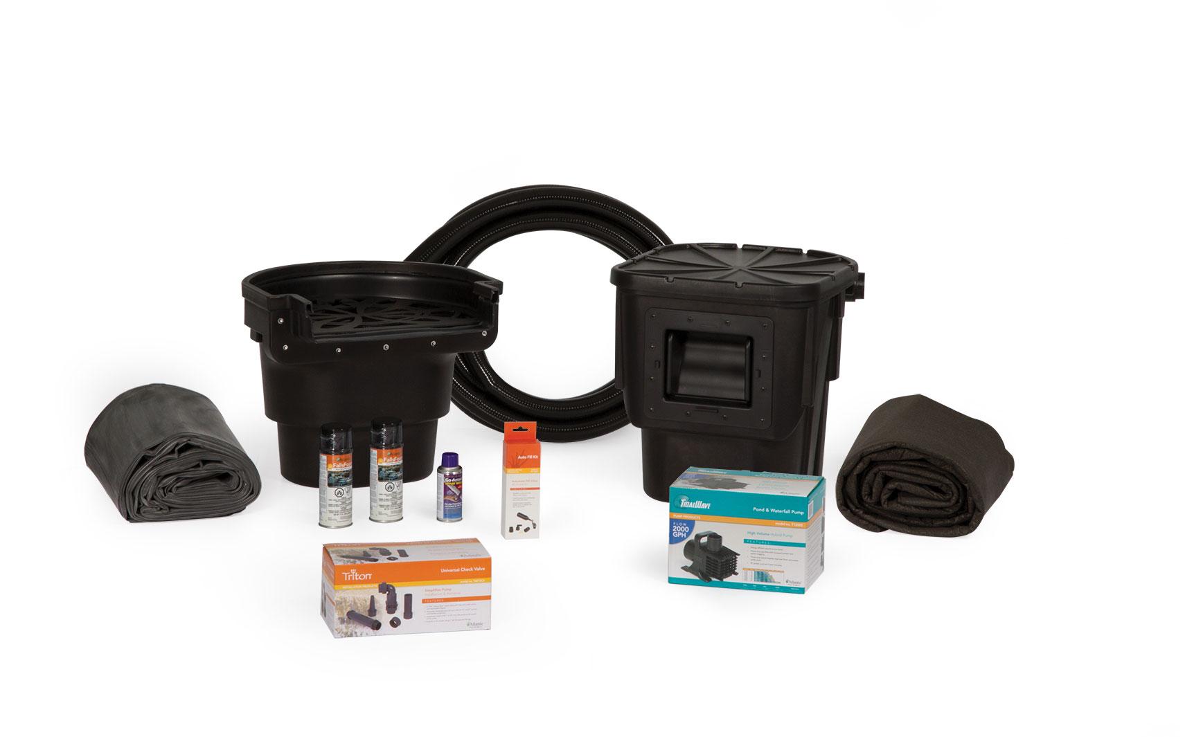 PK161015 - Small Pond Kit