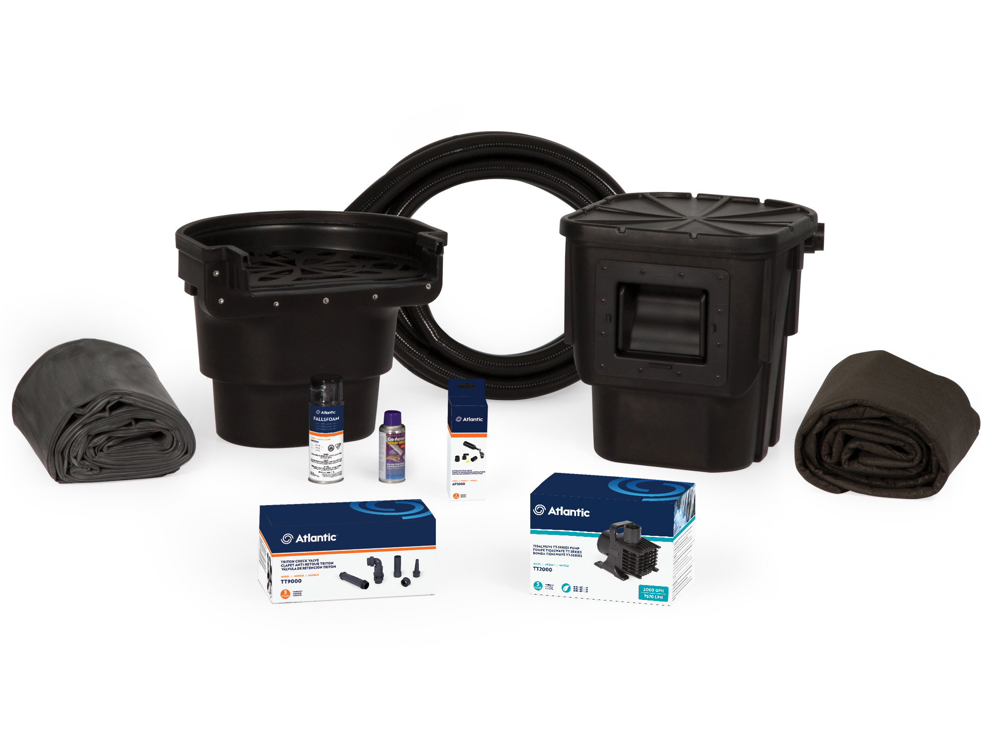 PK161015 - Small Pond Kit