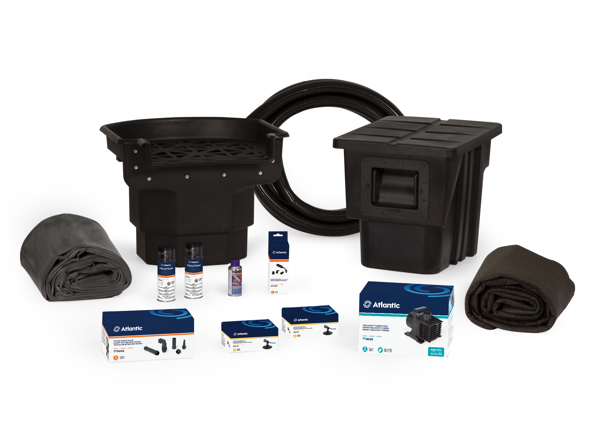 PK191515 - Medium Pond Kits