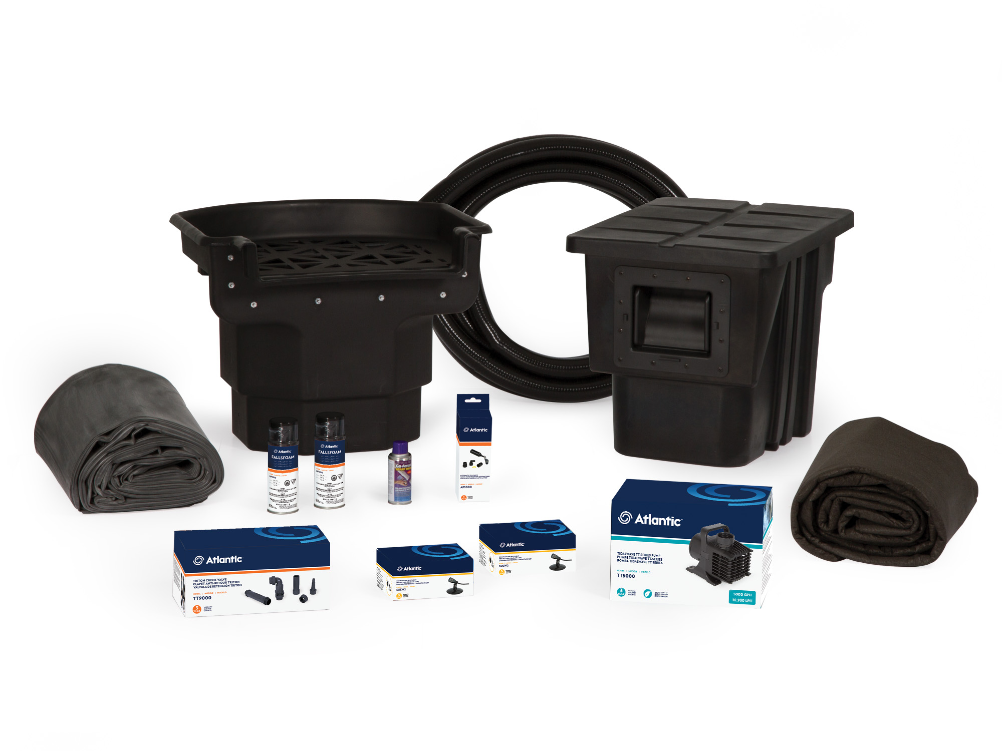 PK191520 - Medium Pond Kit