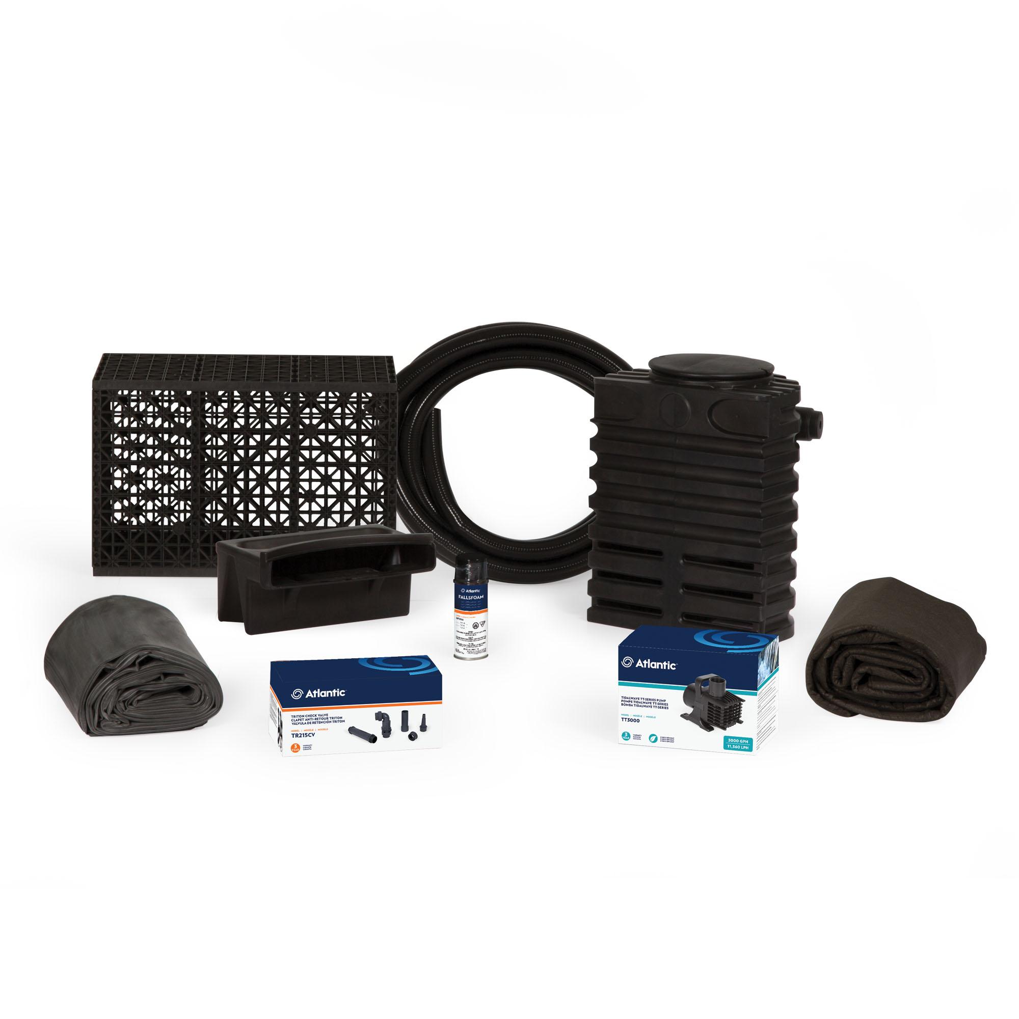 PK1716PL - Small Pond-free Kit